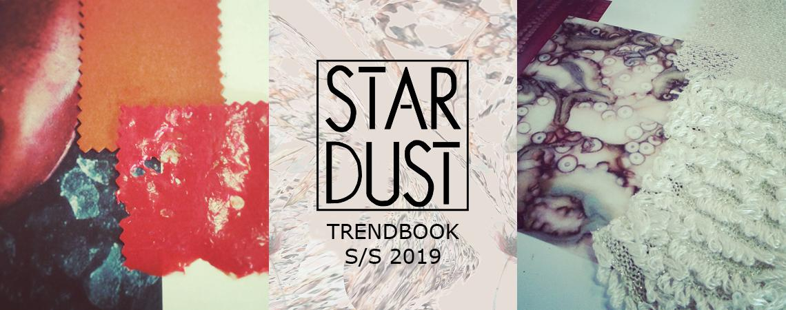 STAR DUST TRENDBOOKS SS 2019