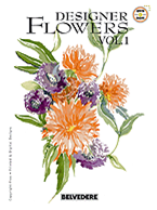 Fashion+Textiles+Graphics+Designer+Flower+vol.1
