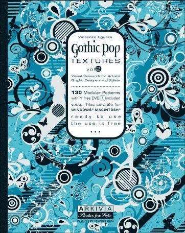 ARKIVIA+BOOKS+Gothic+Pop+Textures+vol.+2