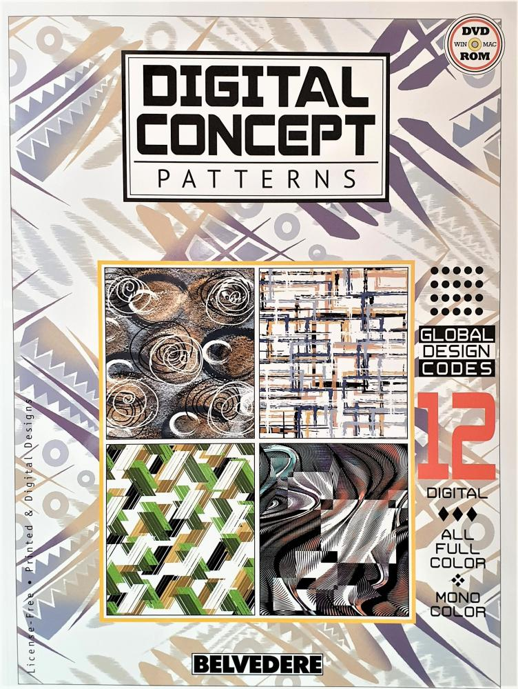 Belvedere+Digital+Concept+Patterns+DVD+incl.