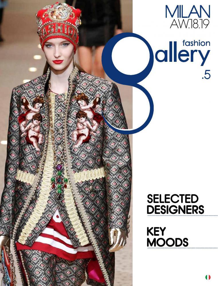 Fashion+Gallery+Milan