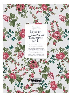ARKIVIA+BOOKS+FLOWER+FASHION+TEXTURES+Vol.+1+incl.+DVD