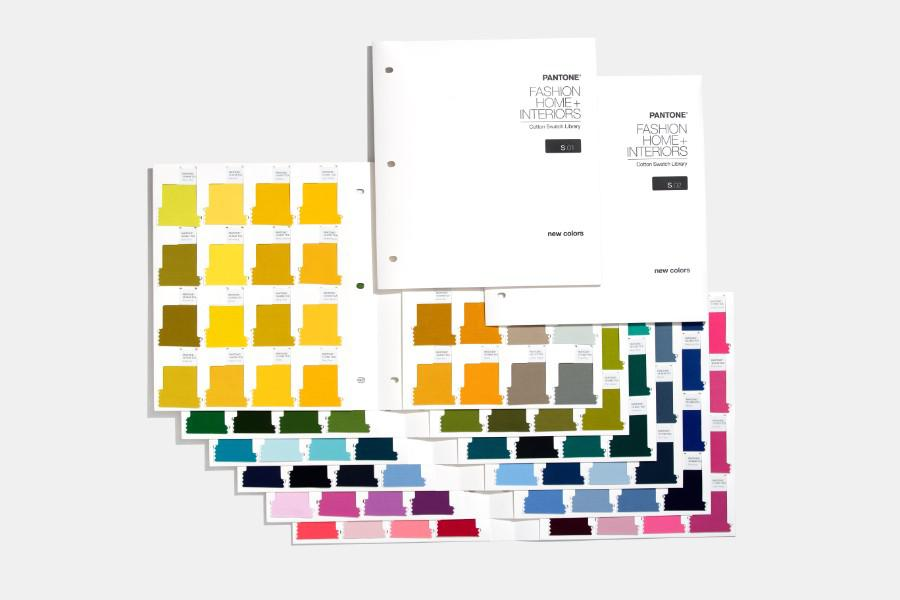 Pantone%26reg%3B+FHI+315+NEW+COLORS+PANTONE+SUPPLEMENT+-+Cotton+Swatch+Library