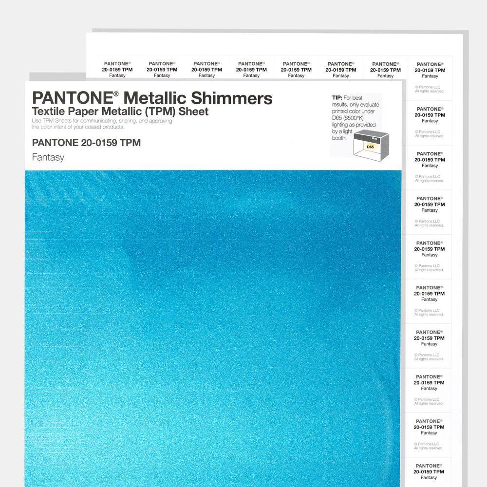 Pantone%26reg%3B+Fashion+Home+%2B+Interiors+Metallic+Shimmers+Sheet
