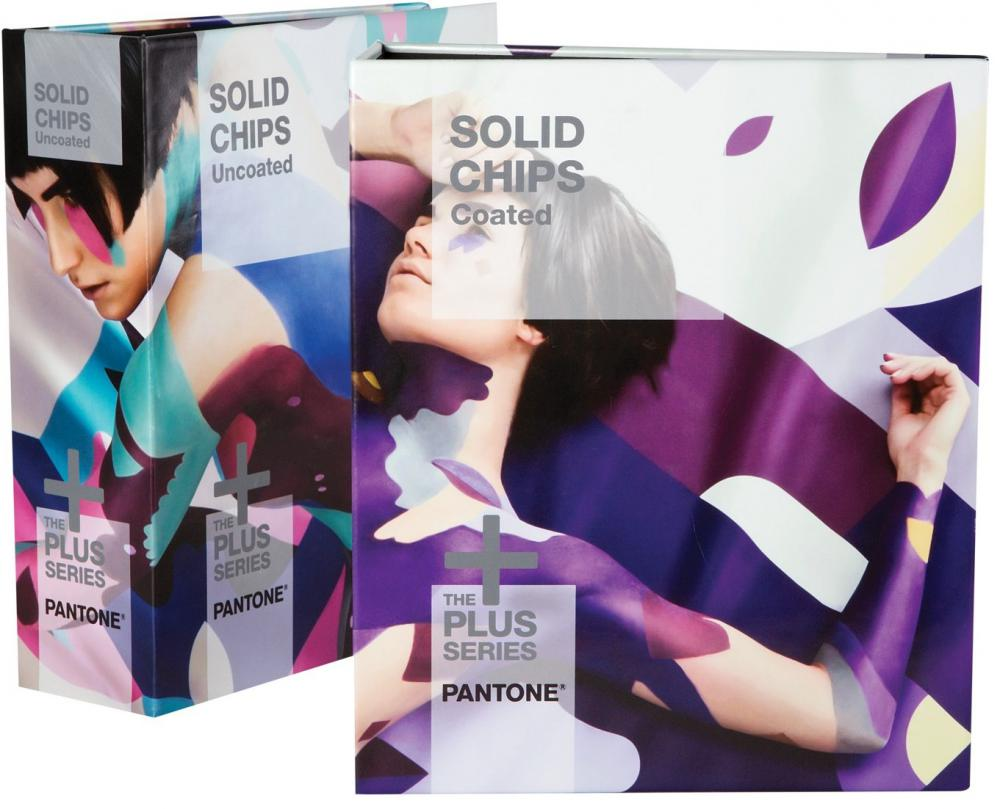Pantone%26reg%3B+Plus+Pantone+Solid+Chips+Coated+%26amp%3B+Uncoated+%282-book+set%29