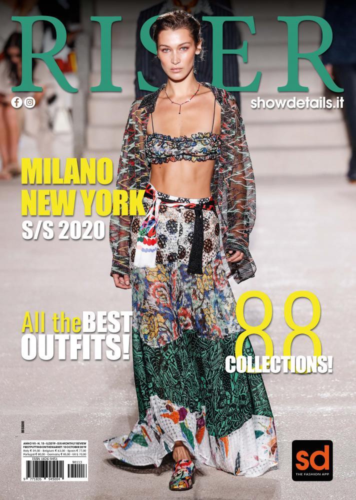 Riser+Milano%2BNew+York